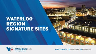 Waterloo Region Signature Sites